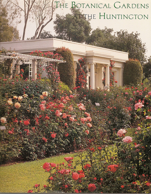 The Botanical Gardens of the Huntington, featuring the photos of Don Normark.